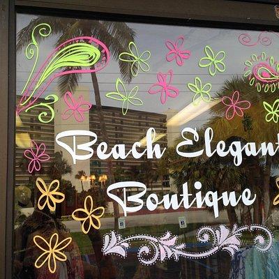 Get Beach Chic at Beach Elegant Boutique!