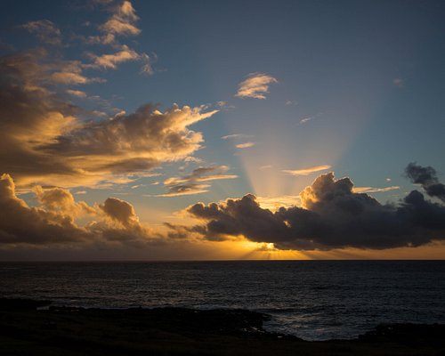 Sunrise at Shipwreck