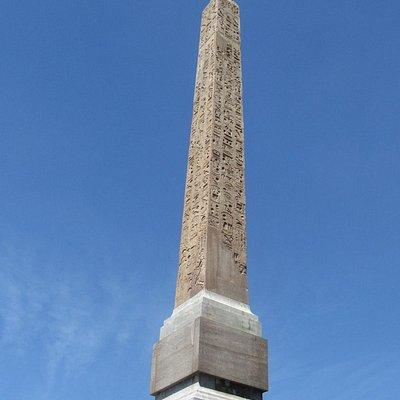 Obelisco Sallustiano  |  Piazza Trinita dei Monti, Roma