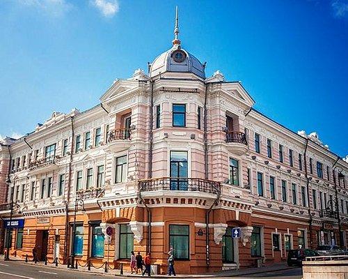 Главный корпус музея имени В.К. Арсеньева