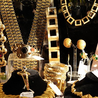 Antique Costume Jewellery