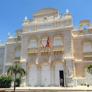 Teatro Heredia (Teatro Adolfo Mejía)
