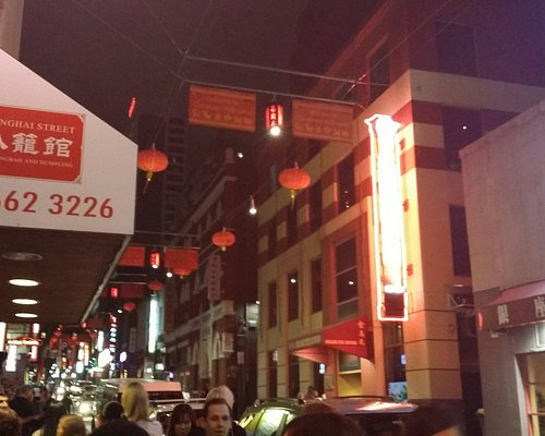 China town Melbourne