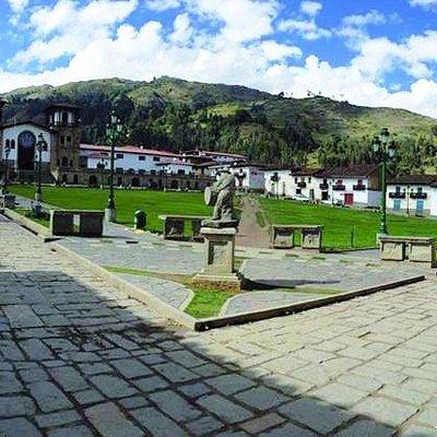 Plaza Mayor de Chacas
