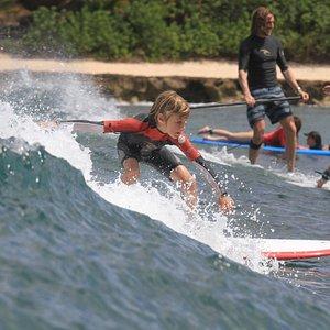 Christian Surf Session