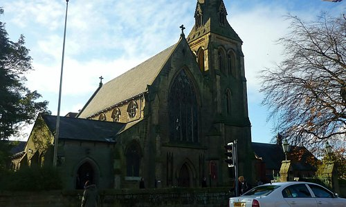 The Cathedral Church of Our Lady of Sorrows, Wrexham