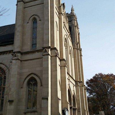 Beautiful holy church
