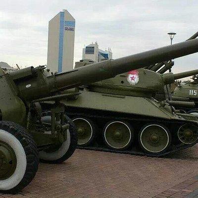 Donetsk the war museum
