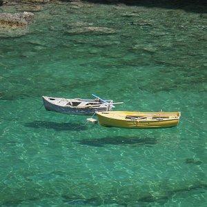 Naxos & Santorini