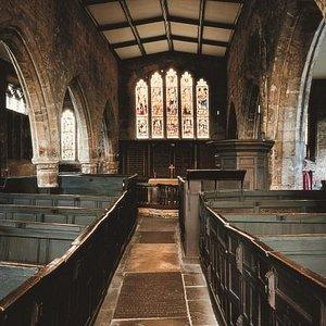 Interior of Holy Trinity