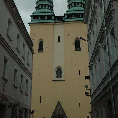 Church of St. Lawrence/Kościół św. Wawrzyńca