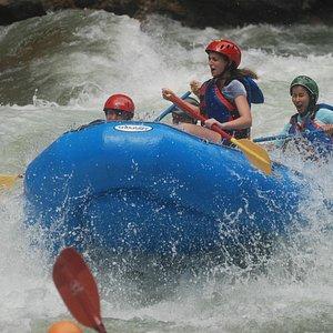 Rafting Clase II-III