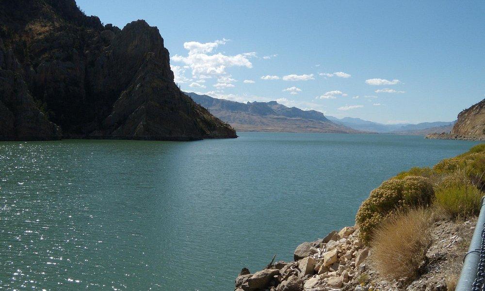 Shoshone Rive Reservoir