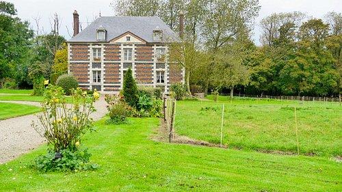 Original manor house