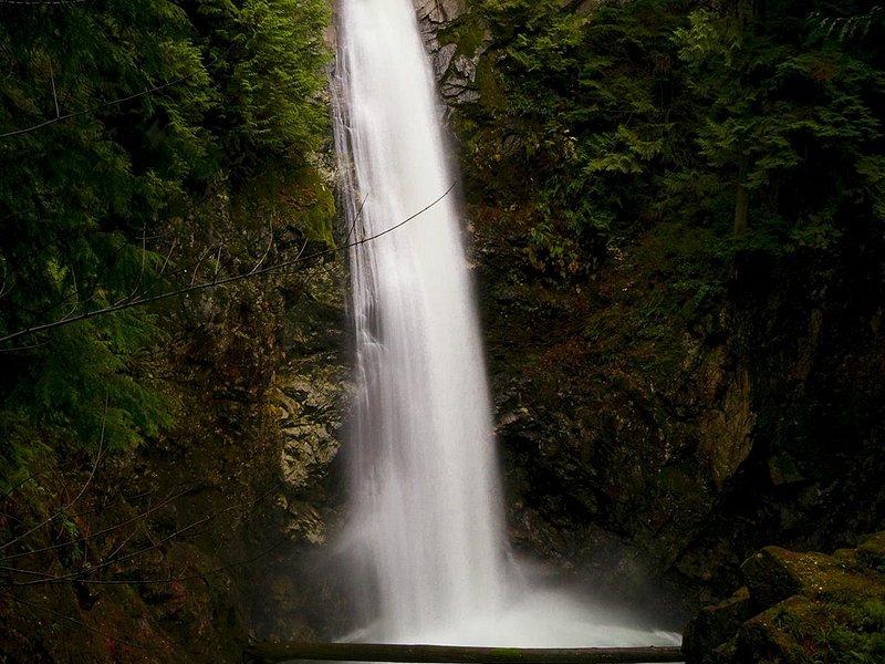 Cascade Falls in November