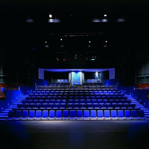 an Lanntair's theatre - seats 180