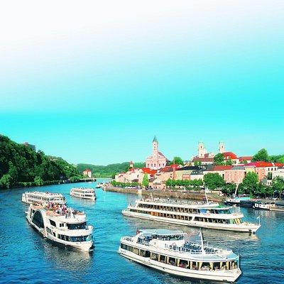 Flotte Passau