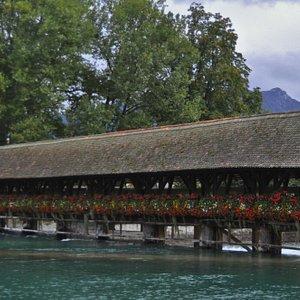 Thoune Pont couvert