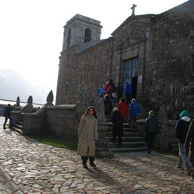 Santuario de la Peña de Francia.