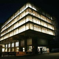 Lakeside Theatre, ground floor of the iconic Albert Sloman Library at the University of Essex