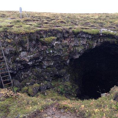 Arnarker cave
