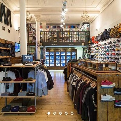 Premium Menswear Store