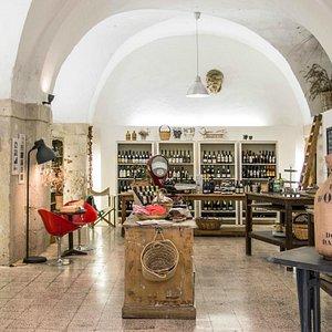 Sicilian wine and food