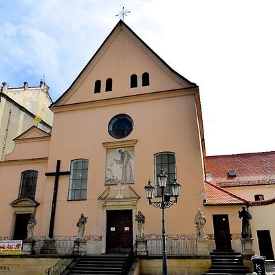Front of Church