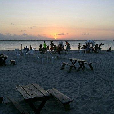 praia de berlinque