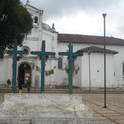 Iglesia de Zinacantán