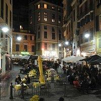 piazza delle Erbe/foto Piacentino