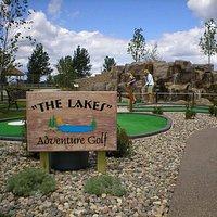 """The Lakes"" Adventure Golg"