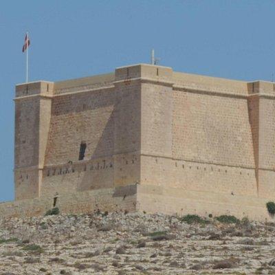 St. Mary's Tower  |  Ghajnsielem, Comino, Malta