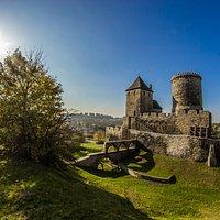 Zamek w Będzinie - obiekt Muzeum Zagłębia w Będzinie