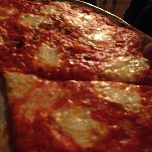Vokda Sauce and fresh mozzerella