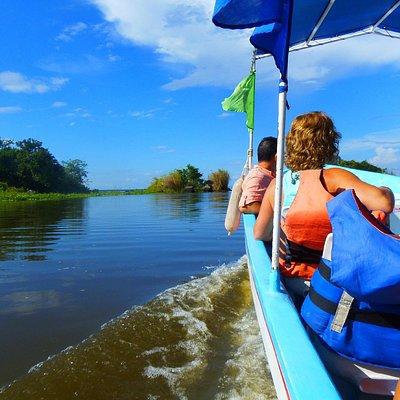 Nicaragua Lake boat trip