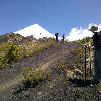 Trekking Osorno Volcano