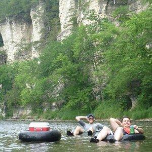 Enjoy the beauty of Decorah & the Upper Iowa River!