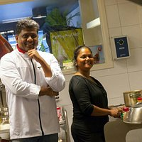Aniel en Rishma