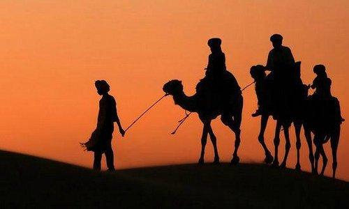Camel Trekking Caravan