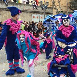 Карнавал в Muggia