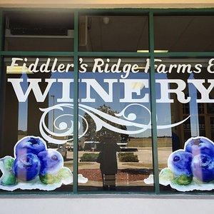 Fiddlers Ridge Winery