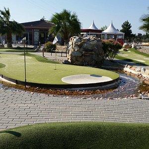 Golf Delux