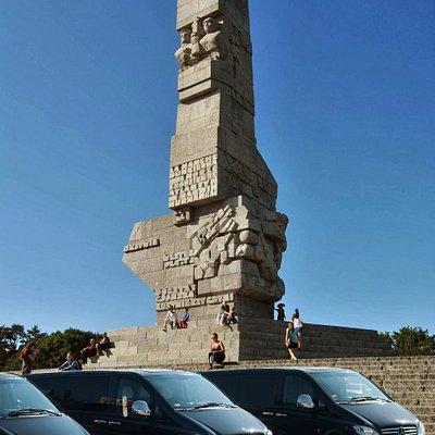 Wycieczka na Westerplatte z travelgdansk.pl