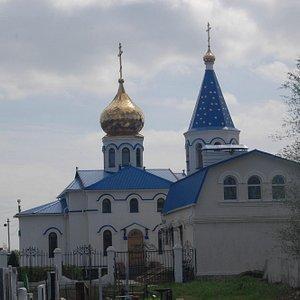 Храм во имя Святого Великого князя Александра Невского