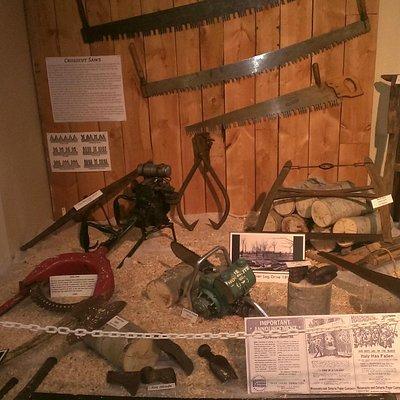 Logging Exhibit