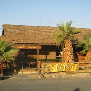 The museum is located in the Furnace Creek Ranch complex