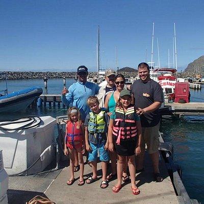 Family with Tony