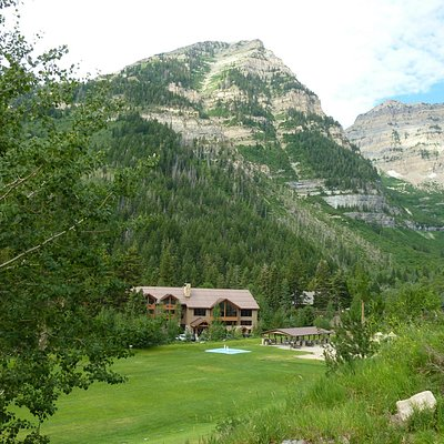 Aspen Lodge and Recreation Areas