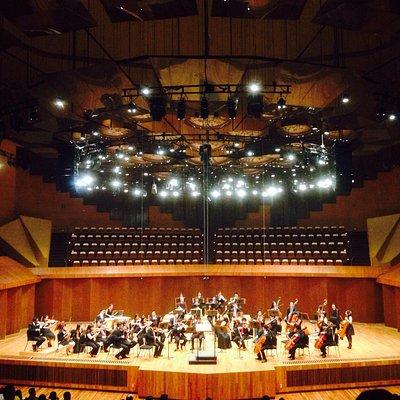 La mejor sala de conciertos de Latinoamérica